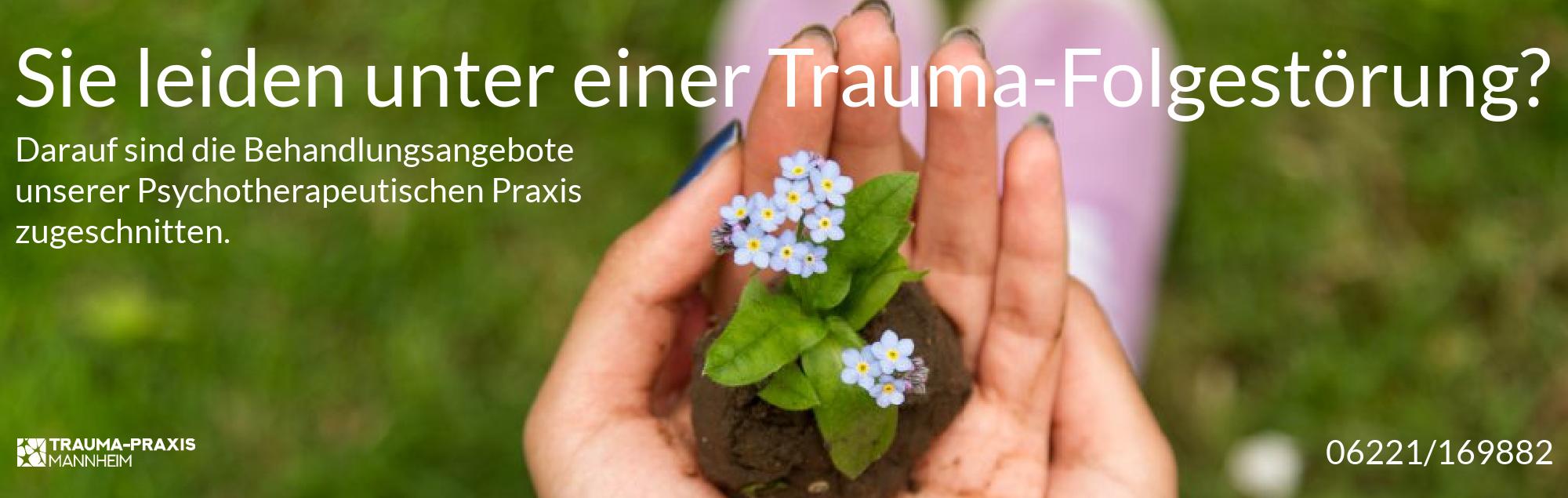 Traumatherapie in Mannheim